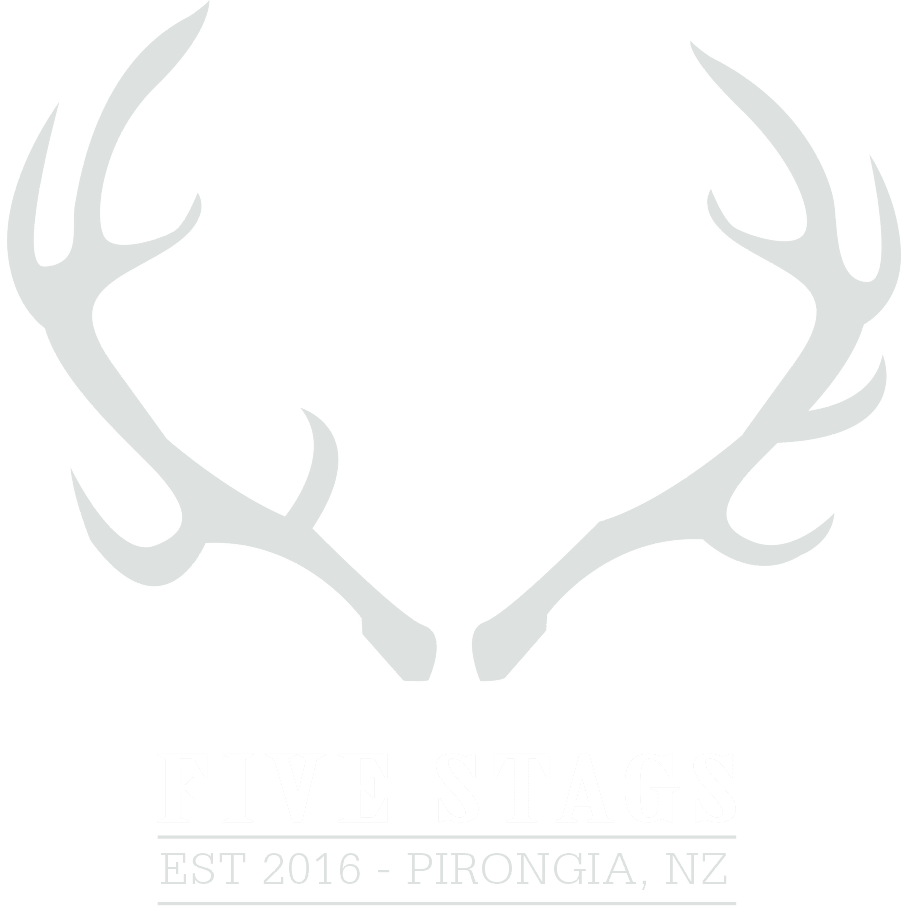 Five Stags Pirongia